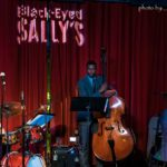 Andrew Wilcox Trio at Black-Eyed Sally's 10/7/2019